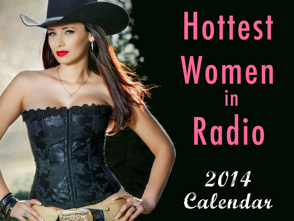 "The Hottest Women in Radio 2014 ""Limited Edition"" Calendar's video poster"