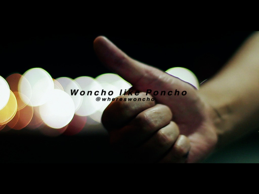 Webseries of Woncho like Poncho Hitchhiking the Midwest's video poster