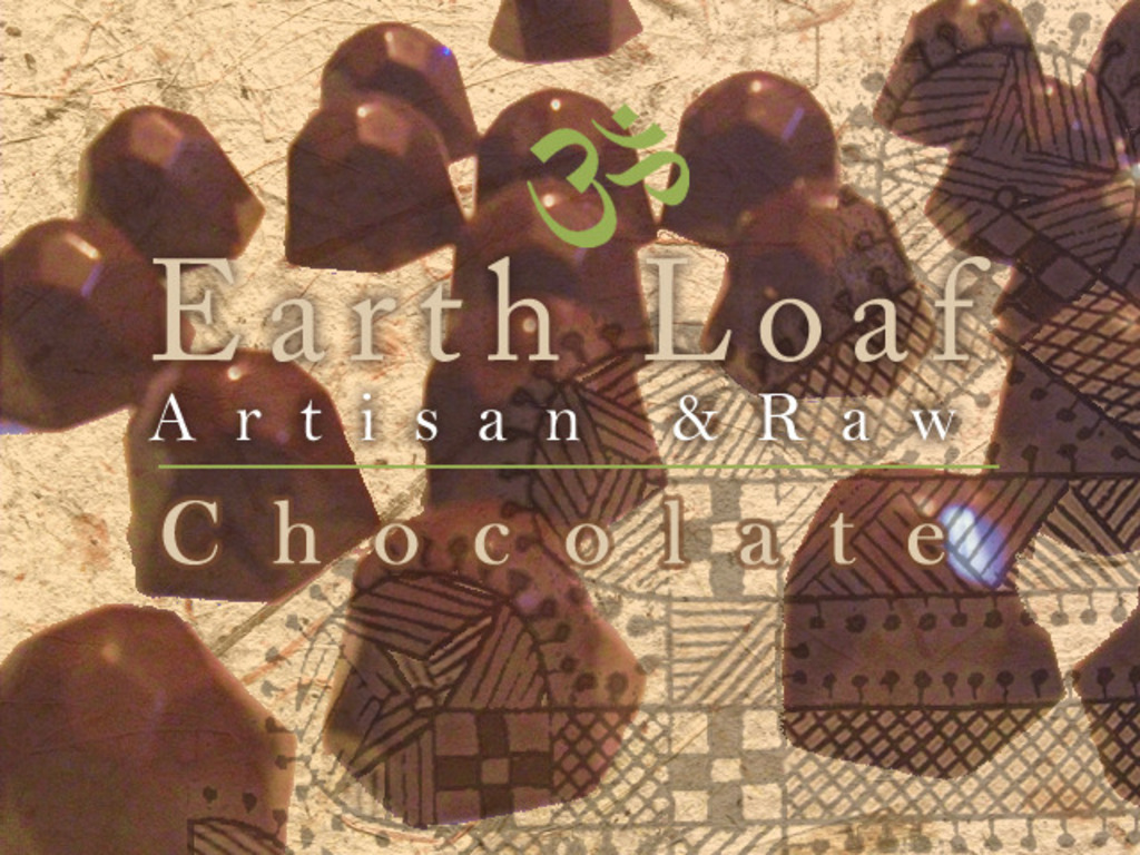 Earth Loaf: Artisan & Raw Chocolate's video poster