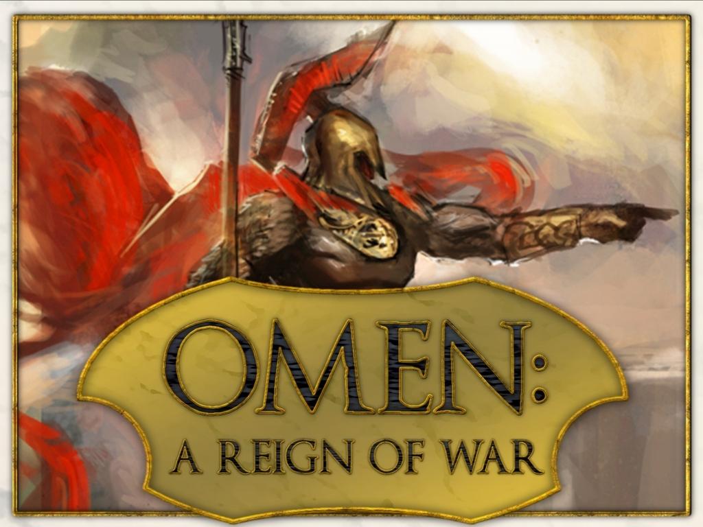 Omen: A Reign of War.  Second Edition.'s video poster