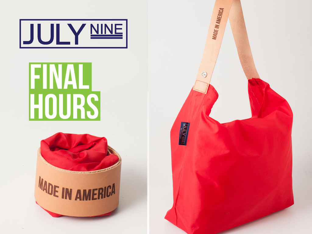 July Nine Reusable Bag's video poster