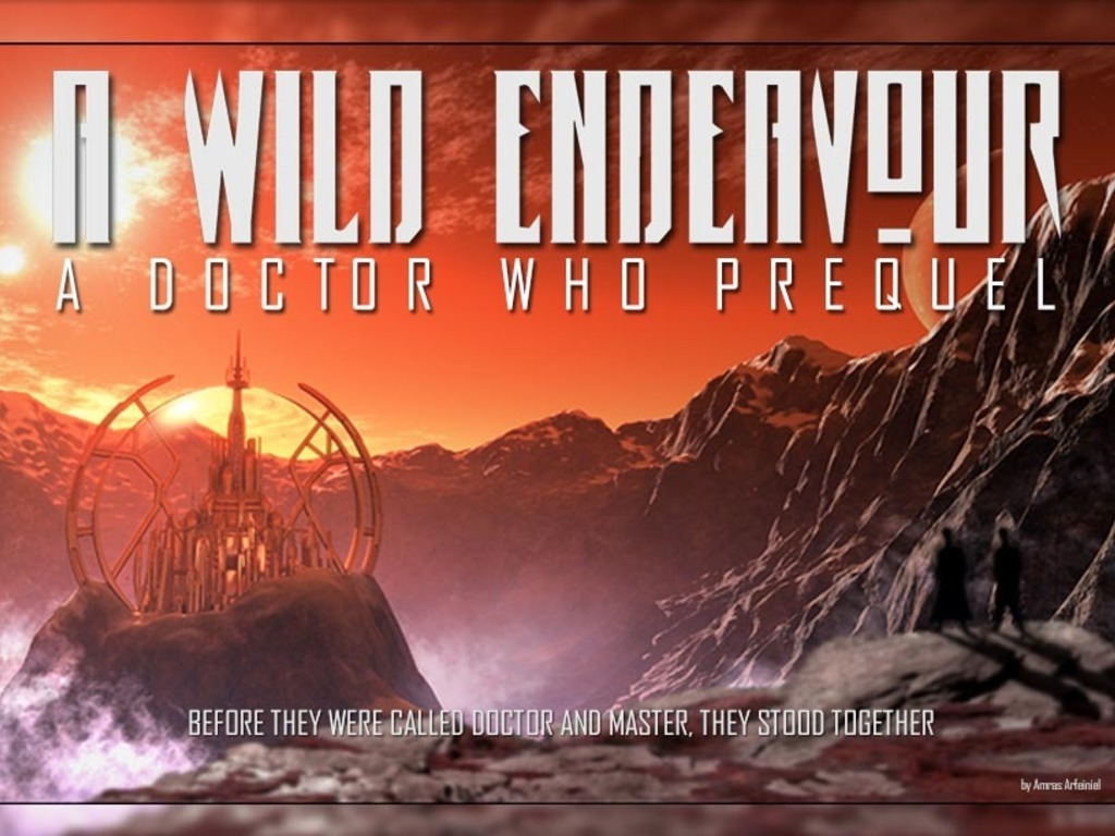 A WILD ENDEAVOUR: A DOCTOR WHO PREQUEL's video poster
