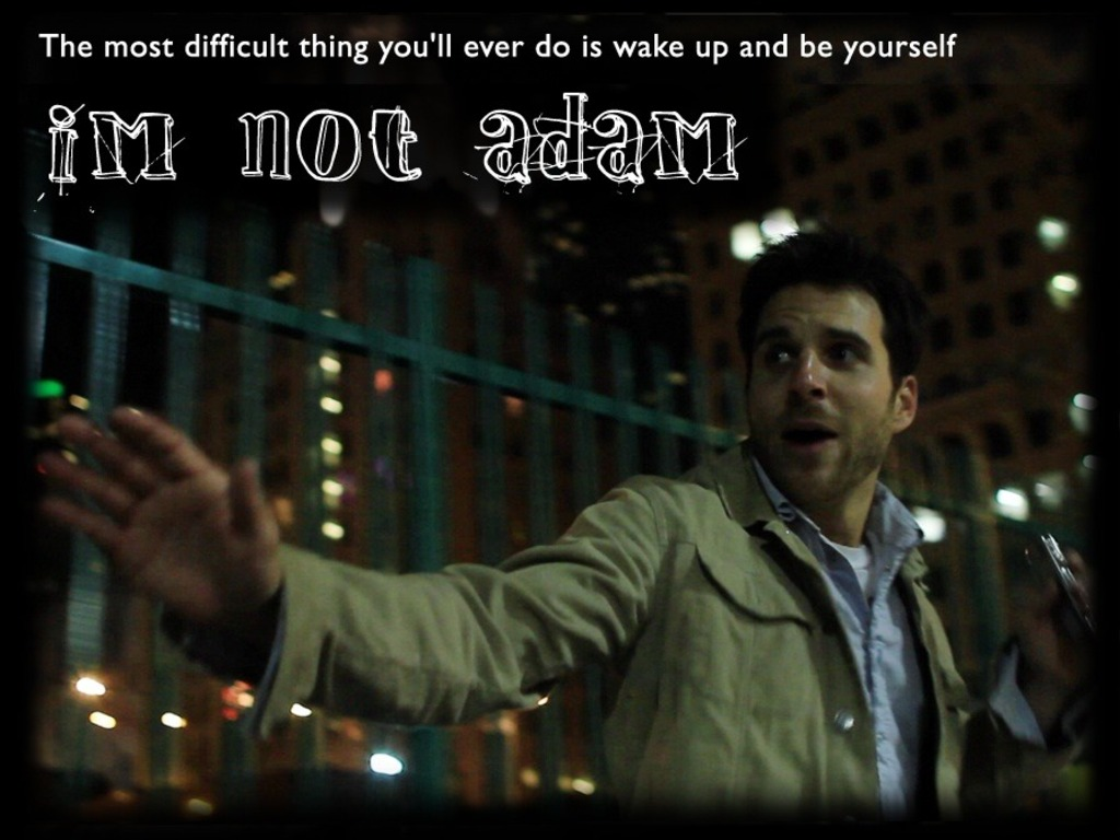 I'm Not Adam: A psychological thriller about discovering who you really are's video poster