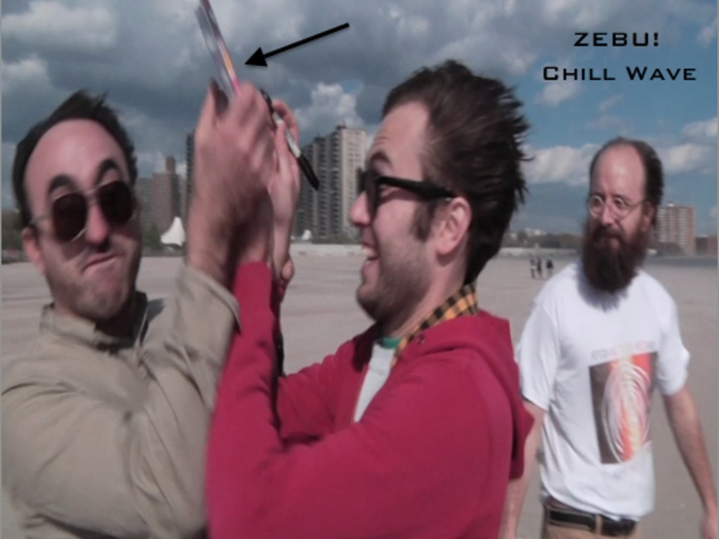 """ZEBU! """"Chill Wave"""" Record Release's video poster"""