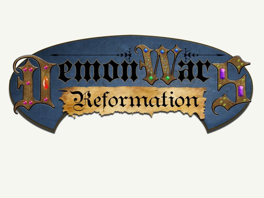 DemonWars: Reformation's video poster