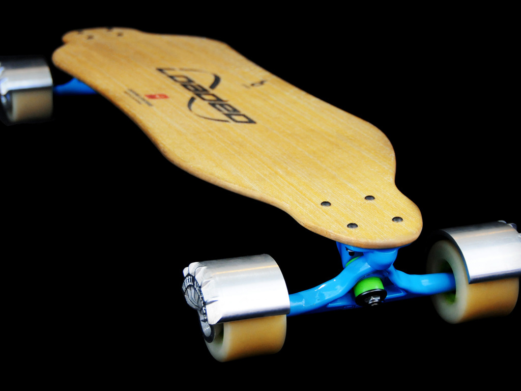 Wheel Shields - Longboarding Technology's video poster