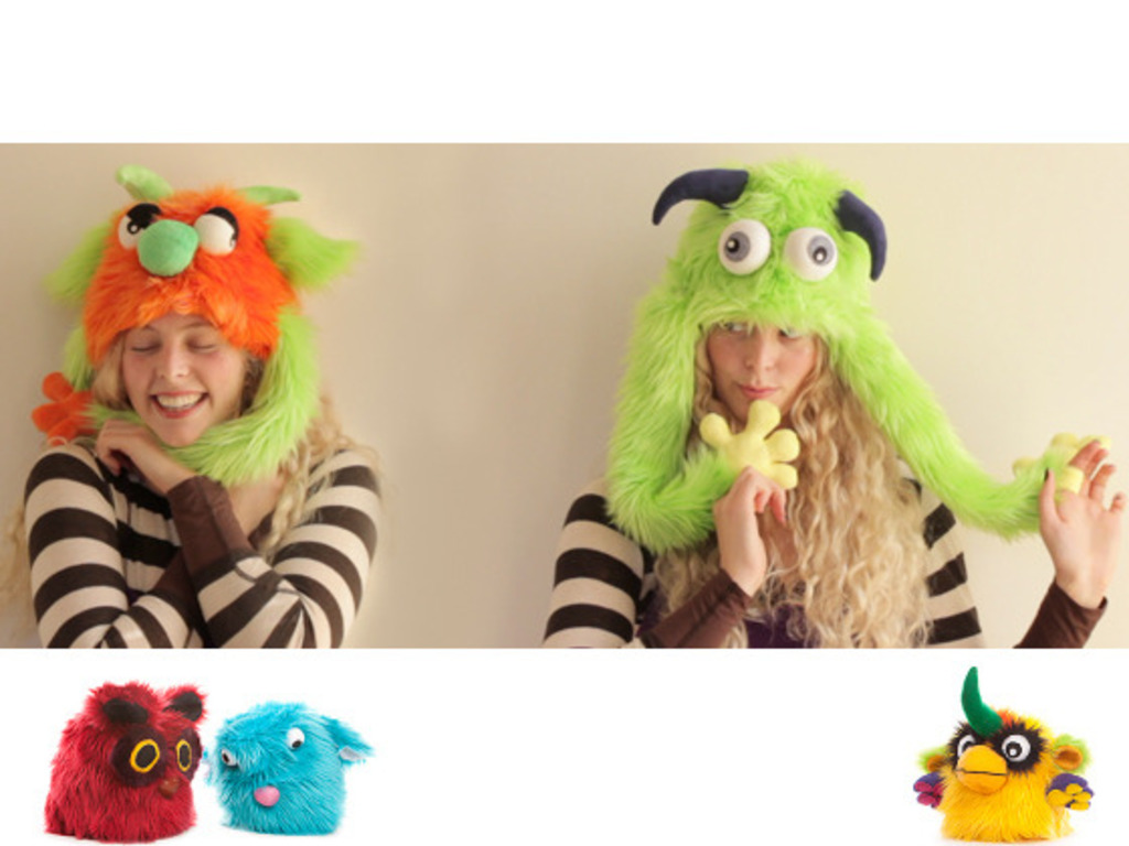 Meet the Hugalopes - the future of fluffy, fluffy fun...'s video poster