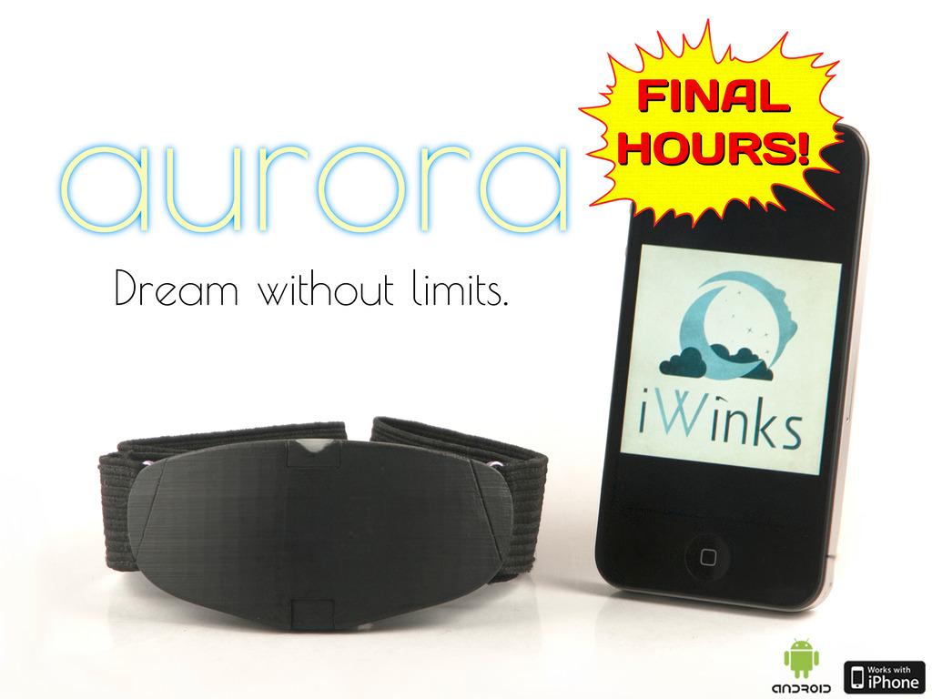 Aurora: The Dream-Enhancing Headband's video poster