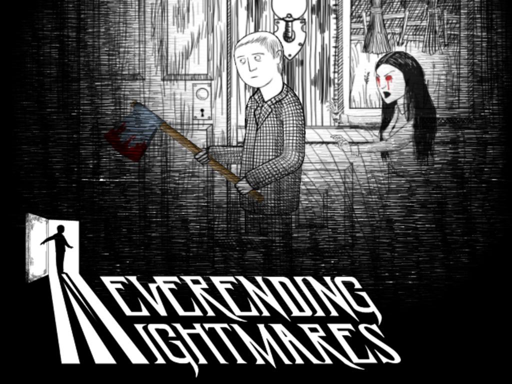 Neverending Nightmares's video poster