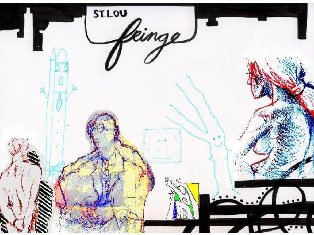 St Lou Fringe's video poster