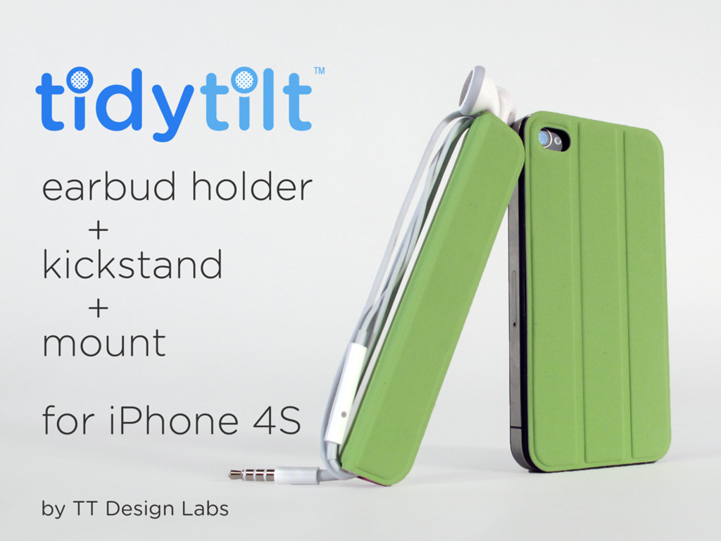 TidyTilt for iPhone's video poster