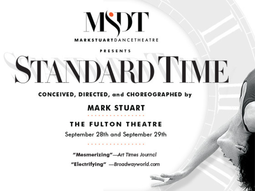 Standard Time - The Production's video poster