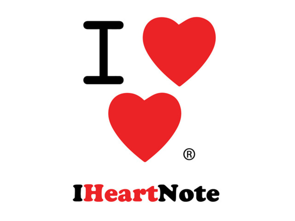 iHeartNote - Open Your Heart - The Art of Appreciation's video poster
