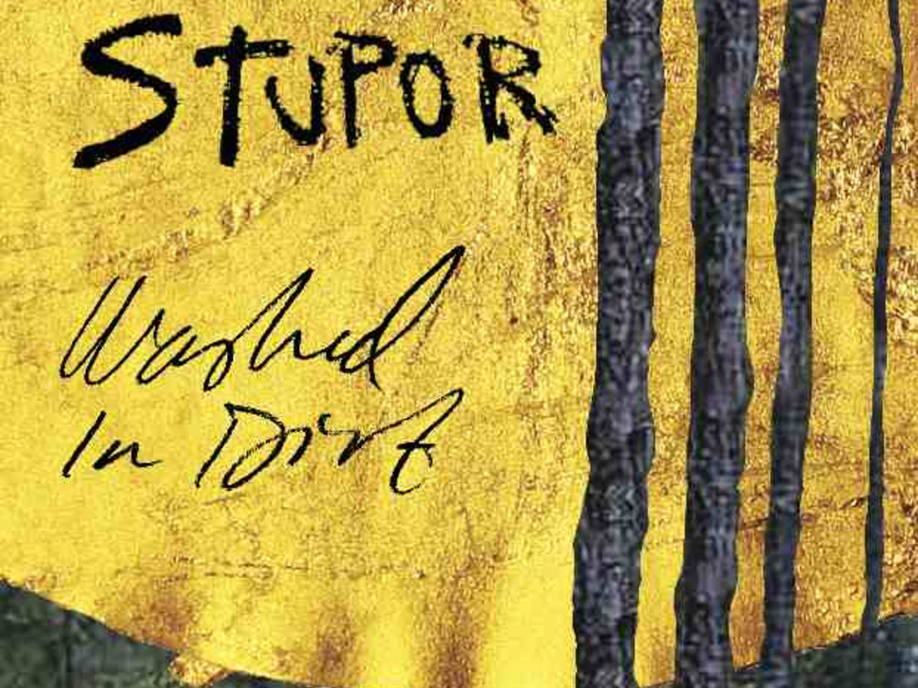 STUPOR: WASHED IN DIRT with artist Matthew Barney's video poster