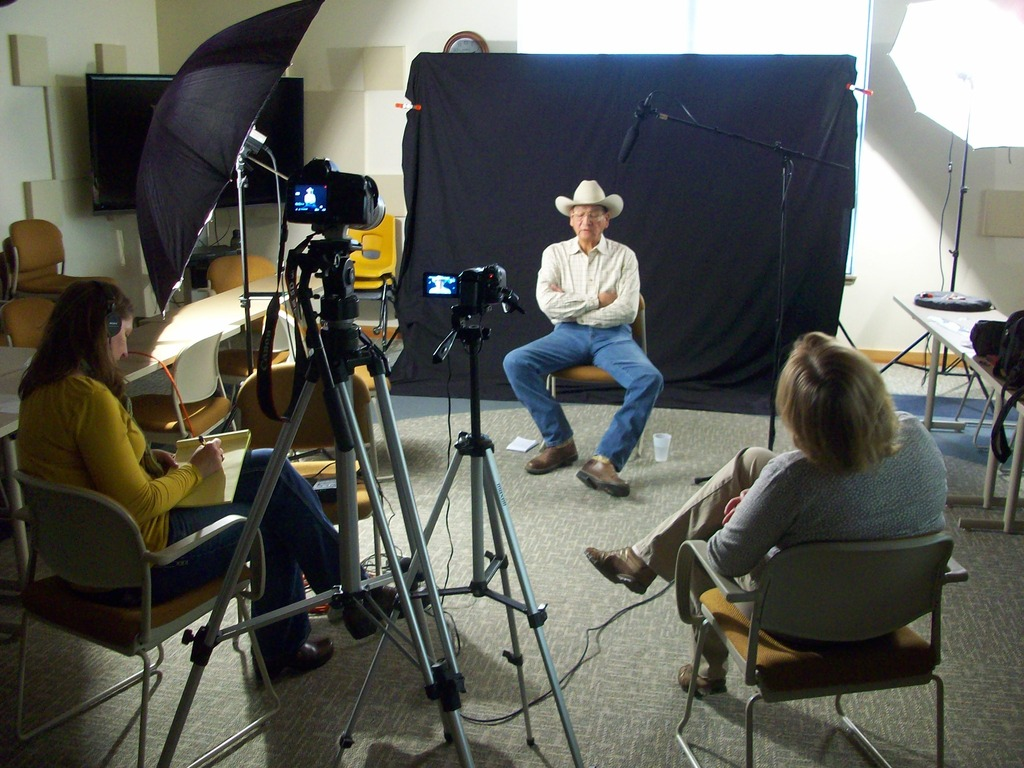 Sharing Their Stories: Documenting Crow Oral Histories's video poster