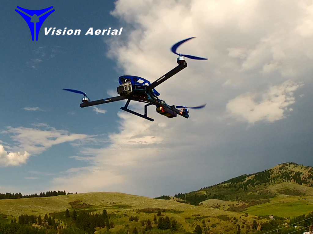 SwitchBlade TriCopter - Professional Grade MultiCopter's video poster