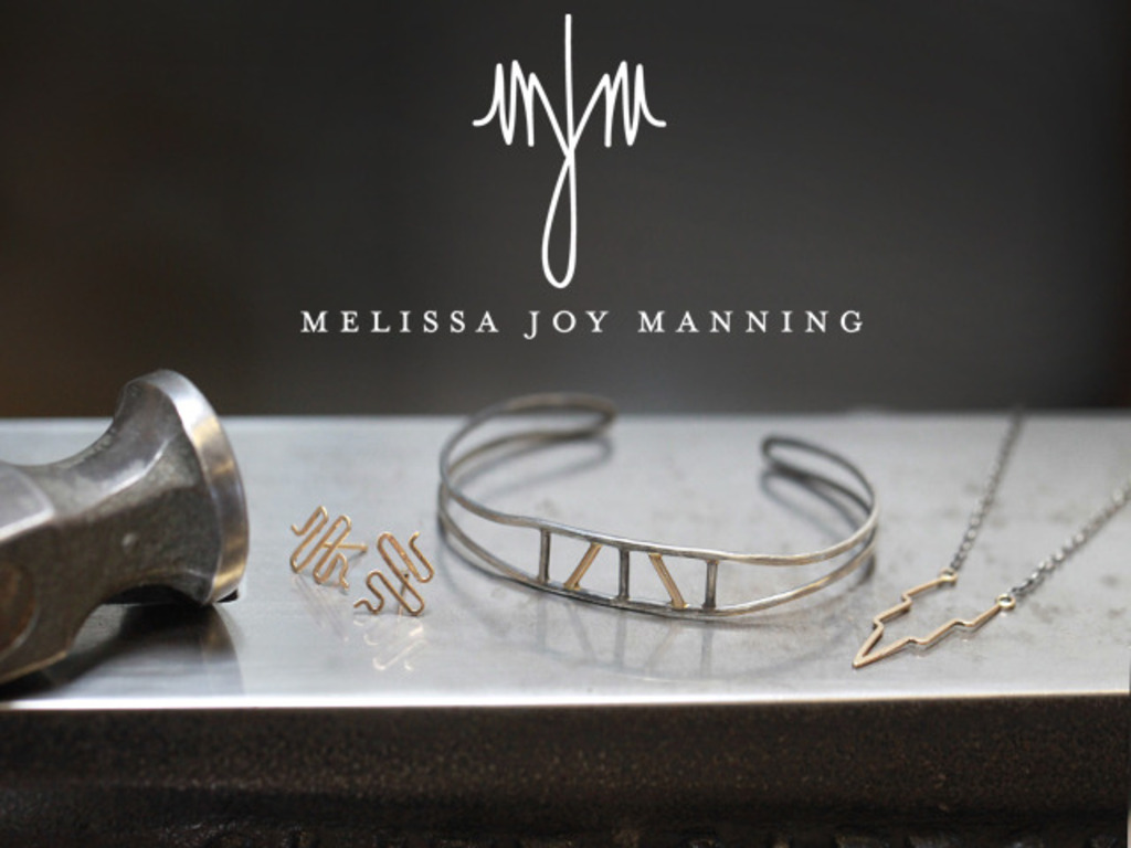 Melissa Joy Manning - 2013 Exclusive NY Collection's video poster