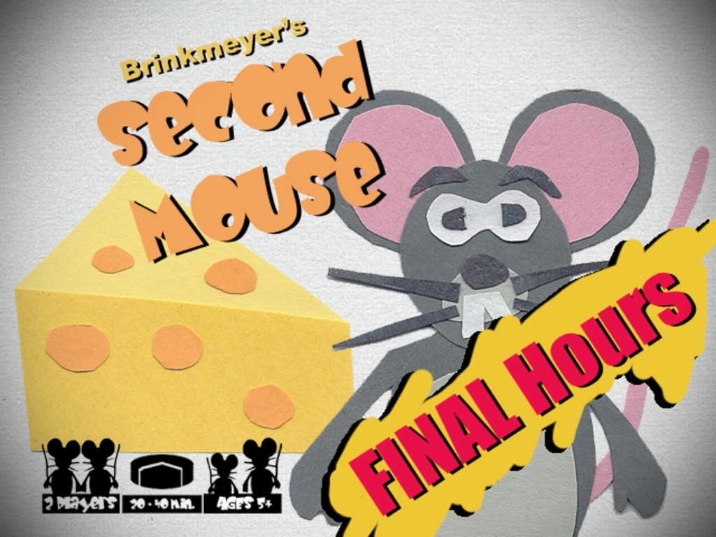 Second Mouse - a card game of luck and strategy!'s video poster
