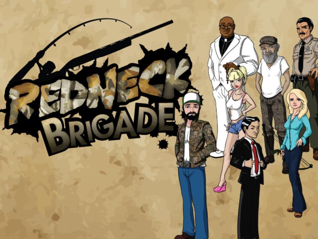 Redneck Brigade's video poster