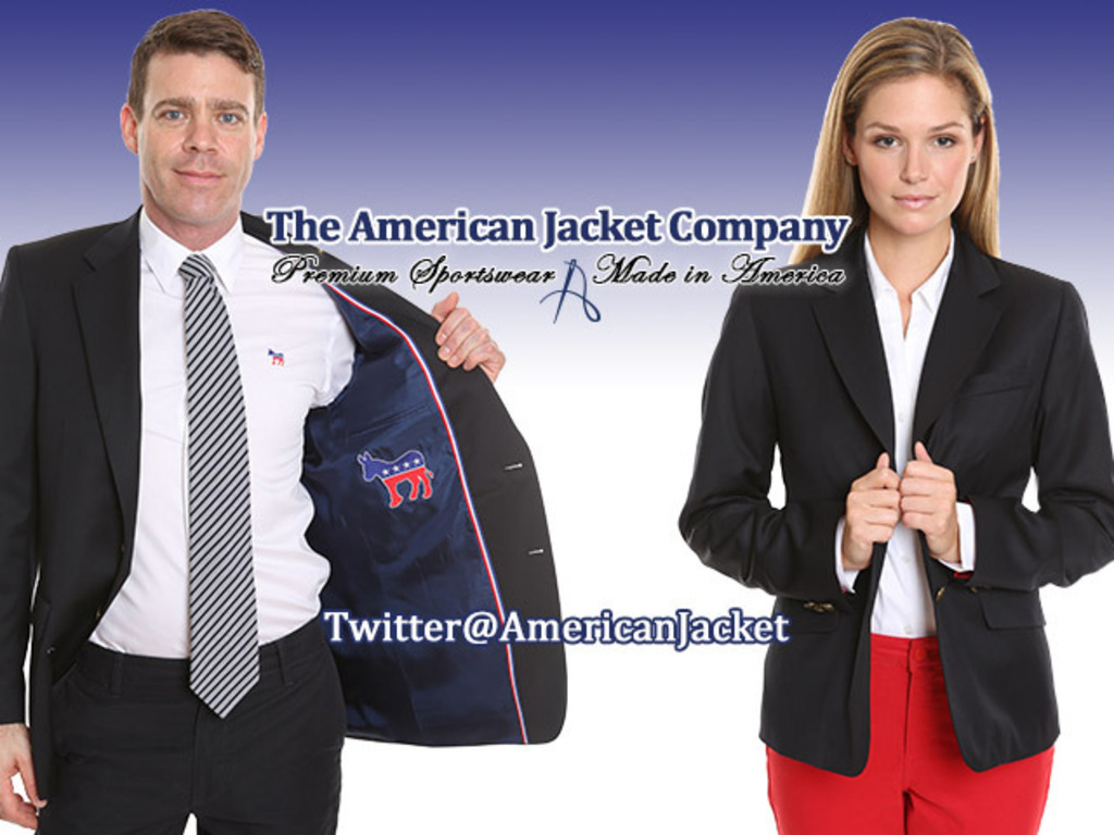 The American Jacket Company's video poster