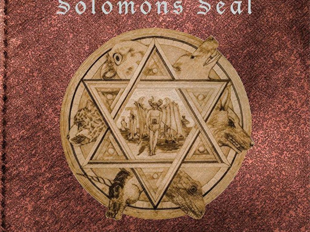 Secret Seekers Society and Solomon's Seal's video poster