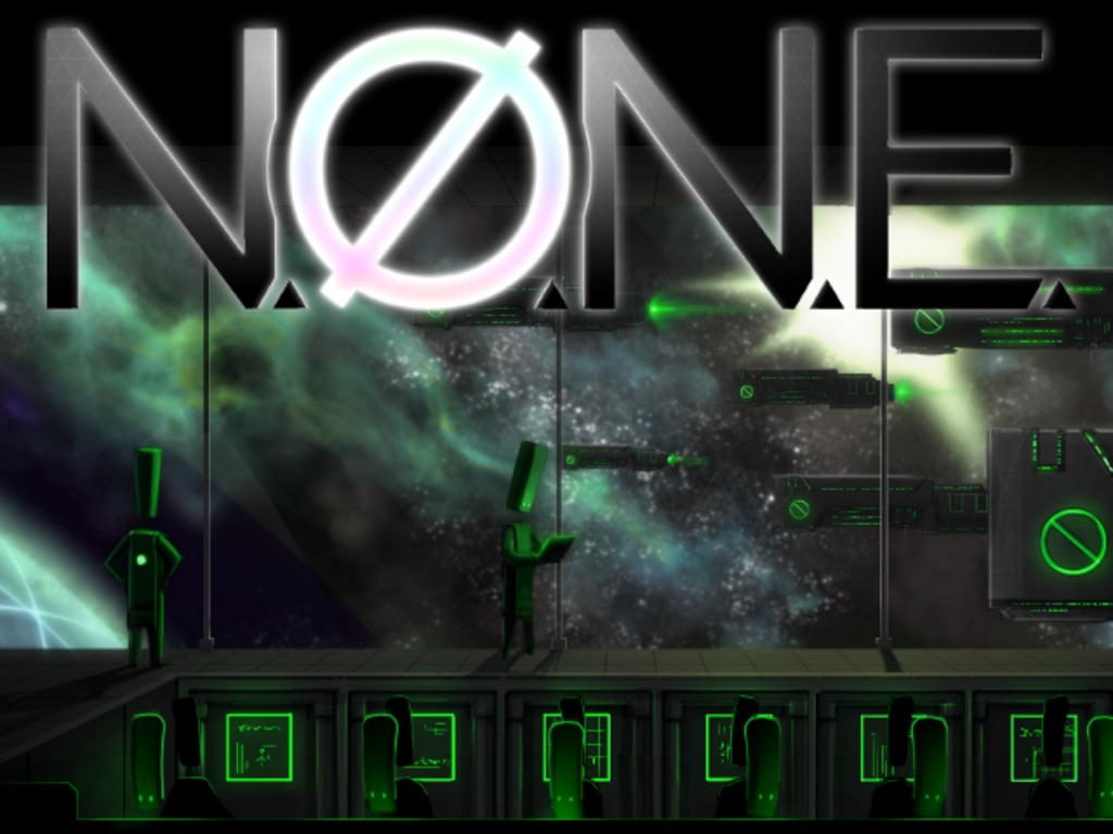 NONE: Shape Your Universe. (iOS, OUYA, Android, Windows ++!)'s video poster