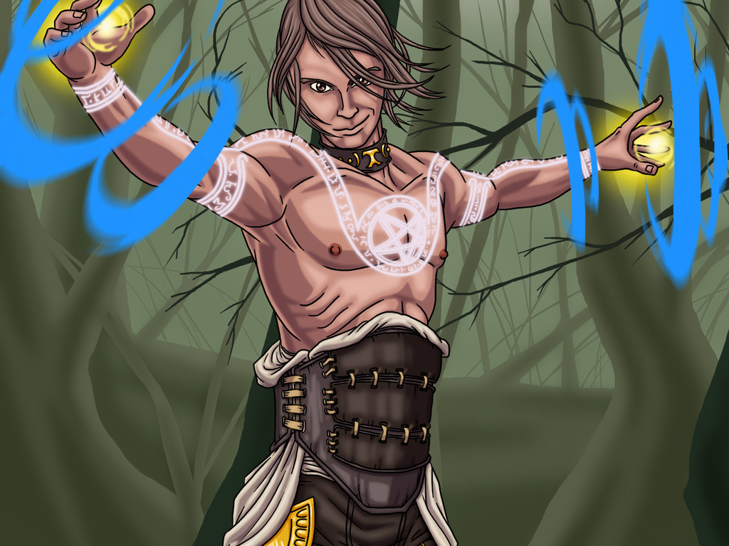 Spheres of Power: A New Pathfinder Magic System's video poster