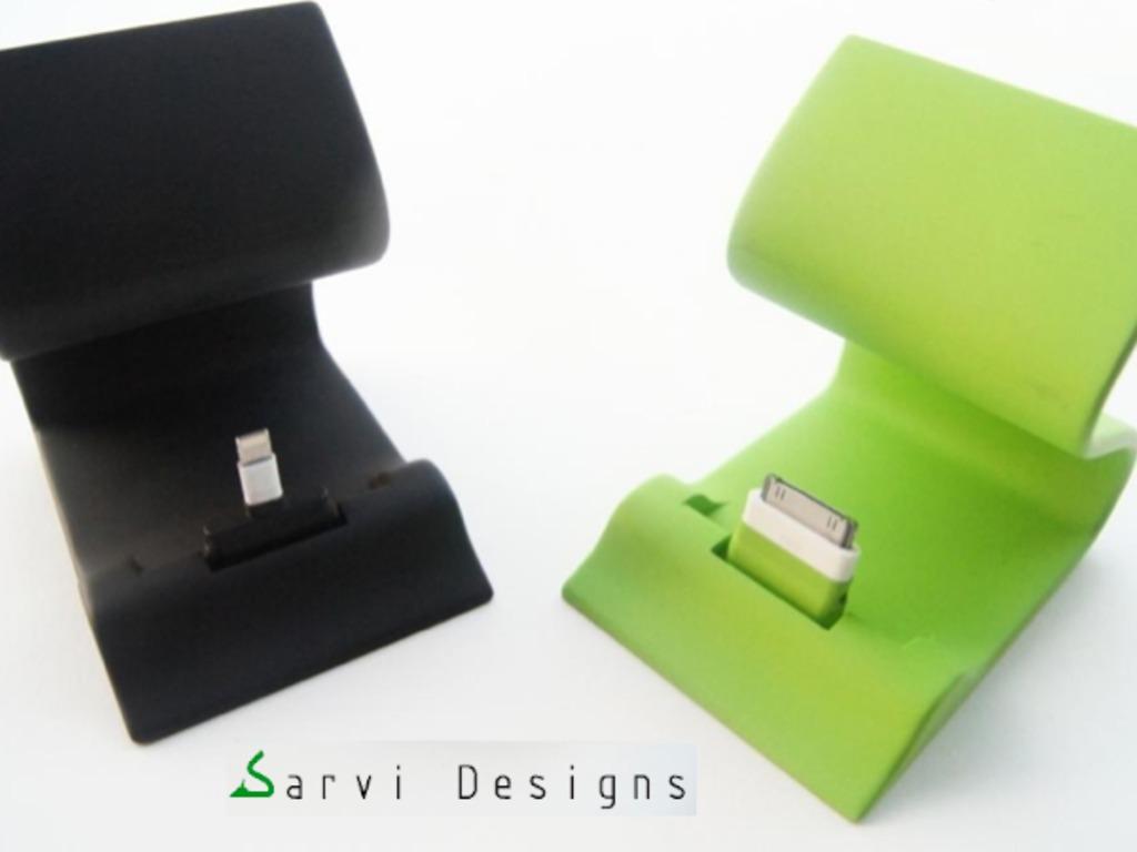 Sarvi Dock - Premium Aluminum Dock for iPhone, iPad and iPod's video poster