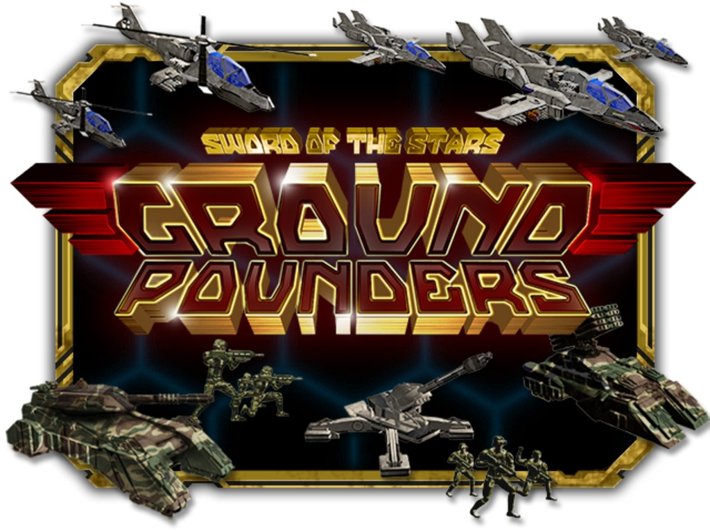 Ground Pounders's video poster