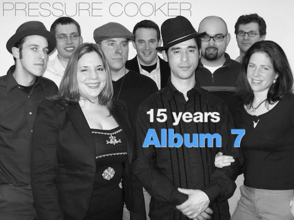Pressure Cooker's 7th Album's video poster