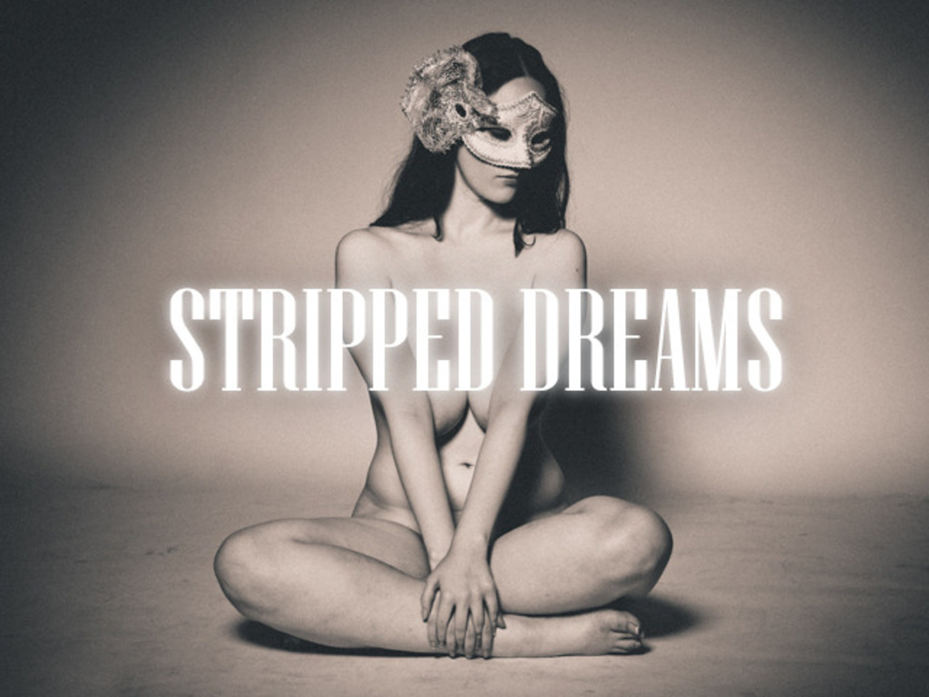 Stripped Dreams - Art Nude Photography Book's video poster