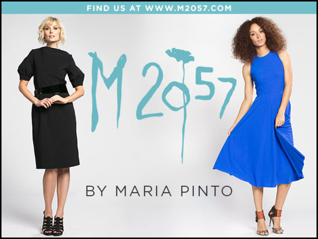 M2057 by Maria Pinto: Urban Chic Fashion Collection's video poster