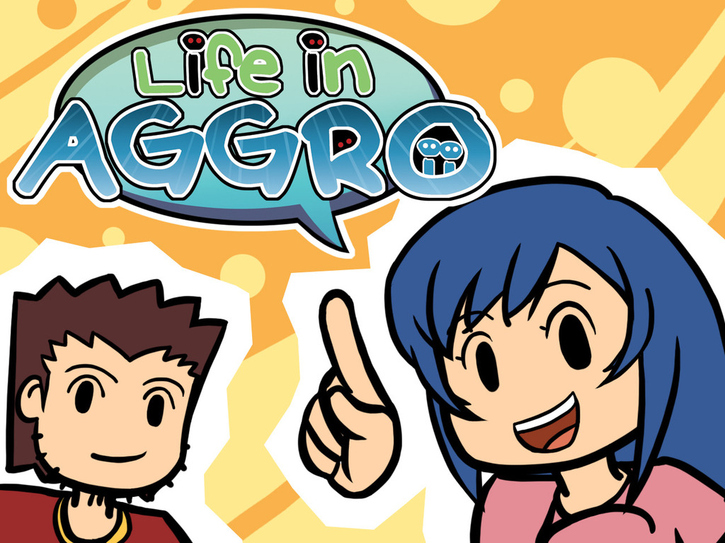 The Life in Aggro T-Shirt and Hoodie Print Project's video poster