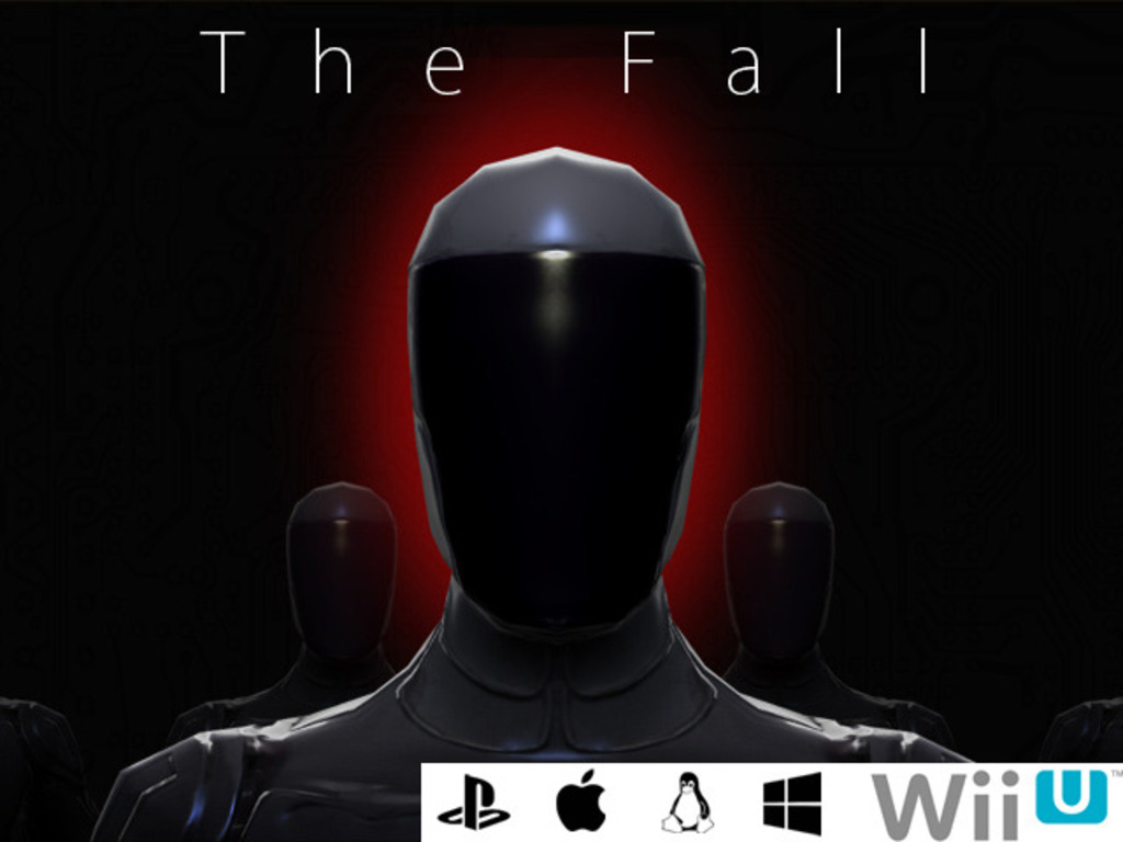 The Fall: dark, story driven exploration in an alien world's video poster