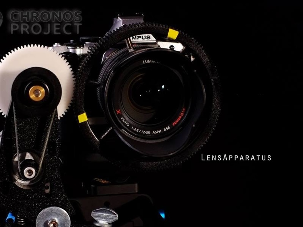 The Lens Apparatus, Time Lapse Lens Motion Control's video poster