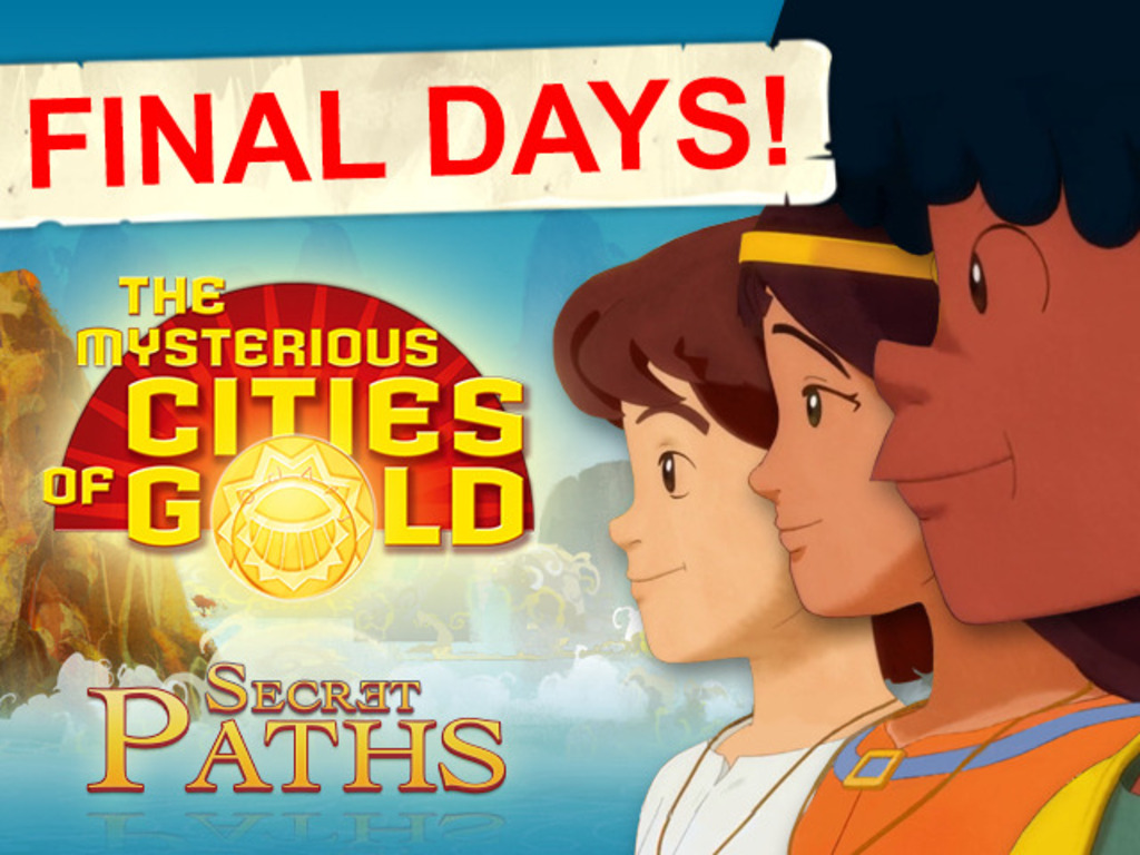 Mysterious Cities of Gold - The Video Game!'s video poster