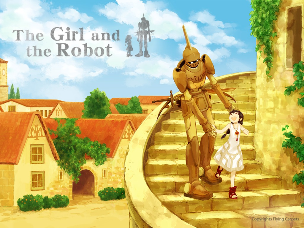 The Girl and the Robot's video poster