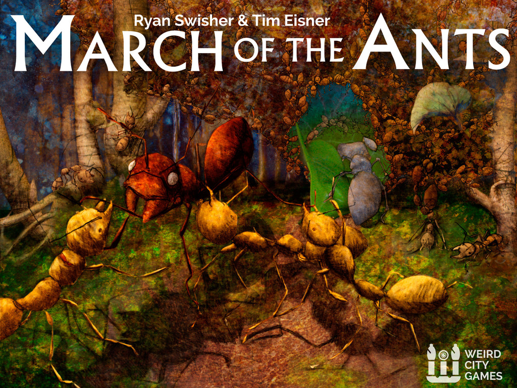 March of the Ants's video poster