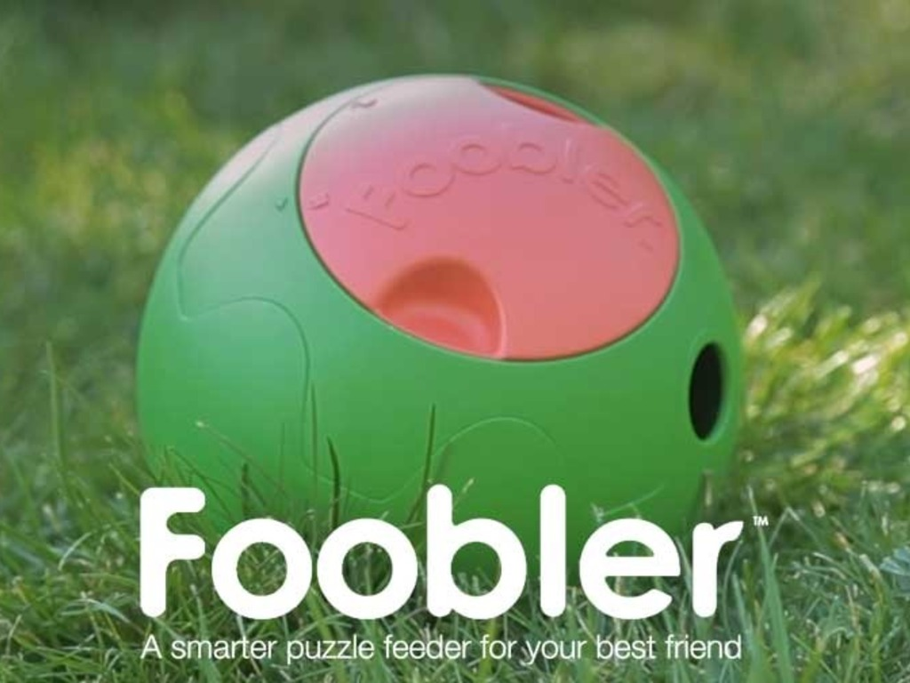 Foobler: A Smarter Puzzle Feeder for Your Dog's video poster