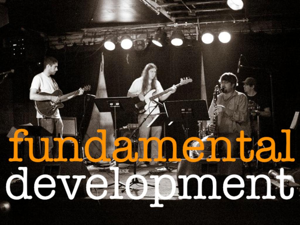 Fund Fundamental: Debut Album Development & Future Projects's video poster