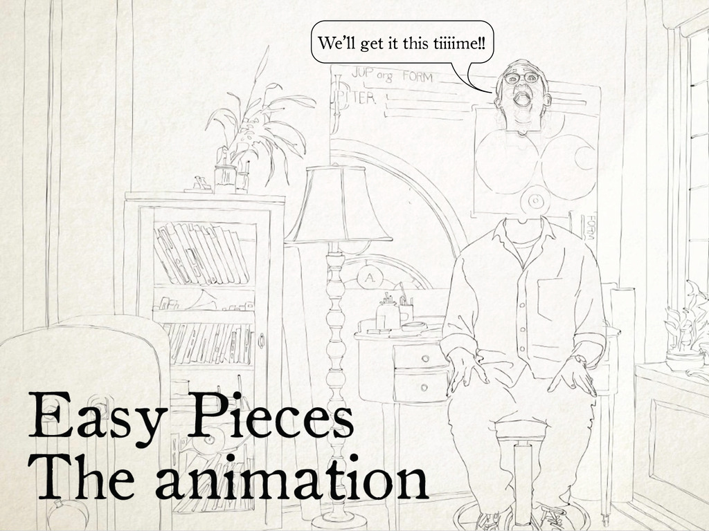 Easy Pieces The Animation (Round 2)'s video poster