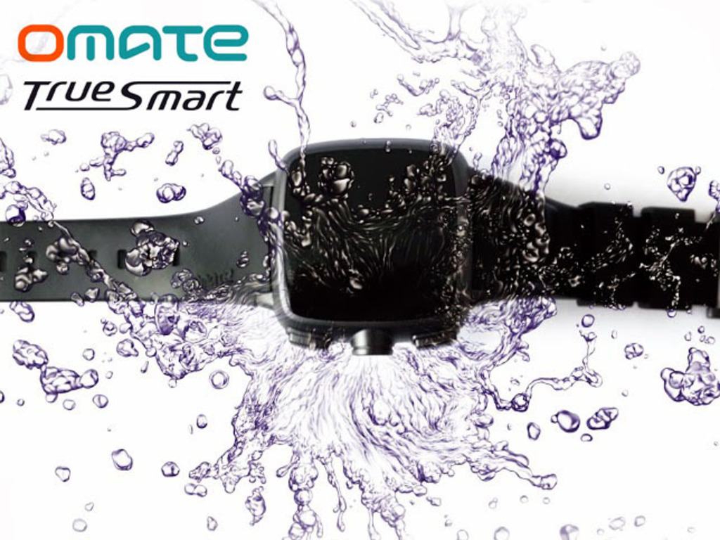 Omate TrueSmart: Water-resistant standalone Smartwatch 2.0's video poster
