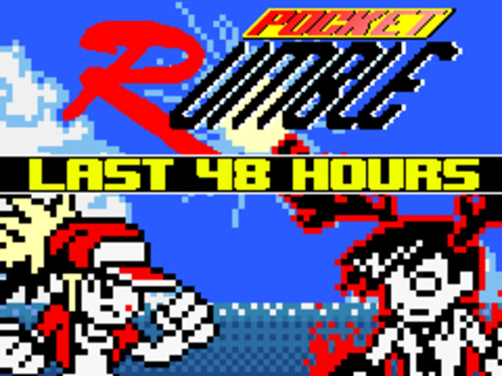 Pocket Rumble: New Fighting Game for PC, Mac, Linux, and 3DS's video poster