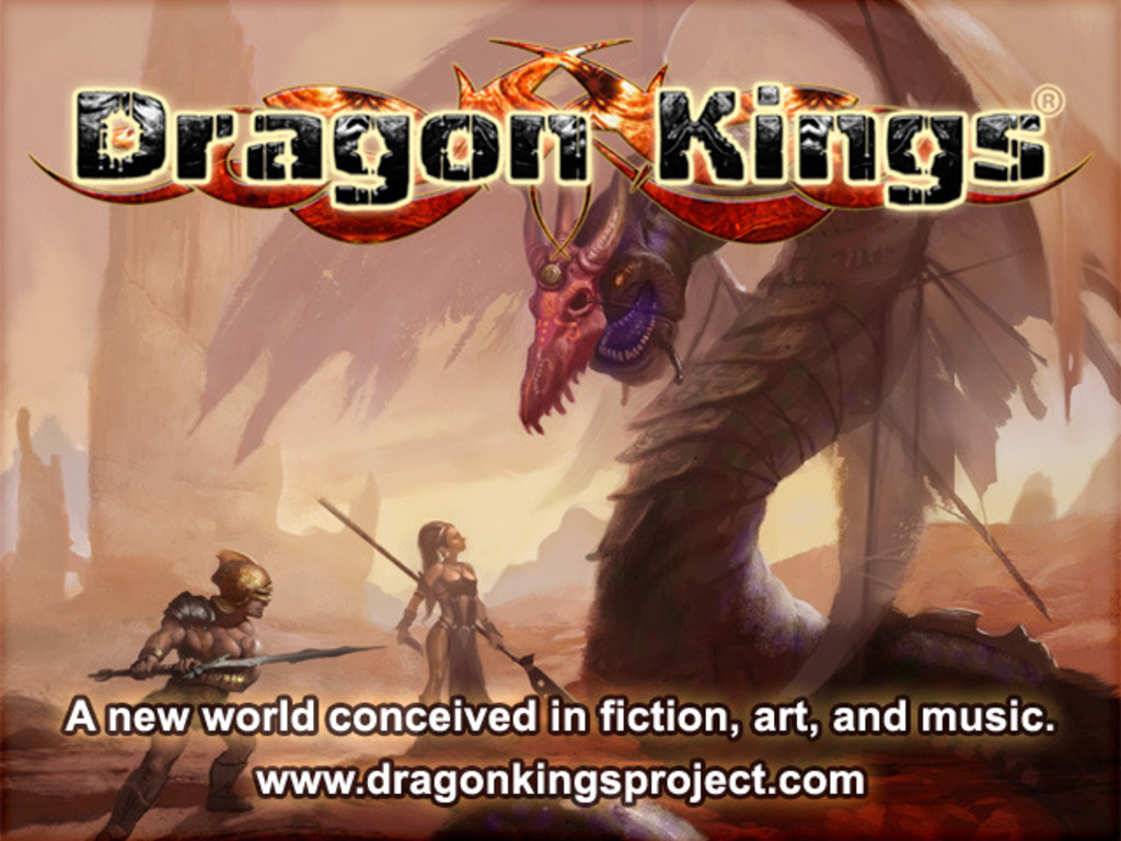 Dragon Kings's video poster