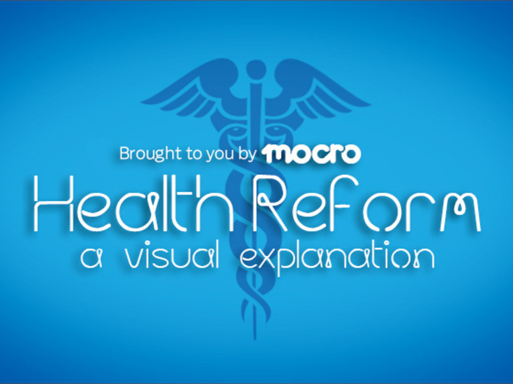 Health Reform: a visual explanation's video poster