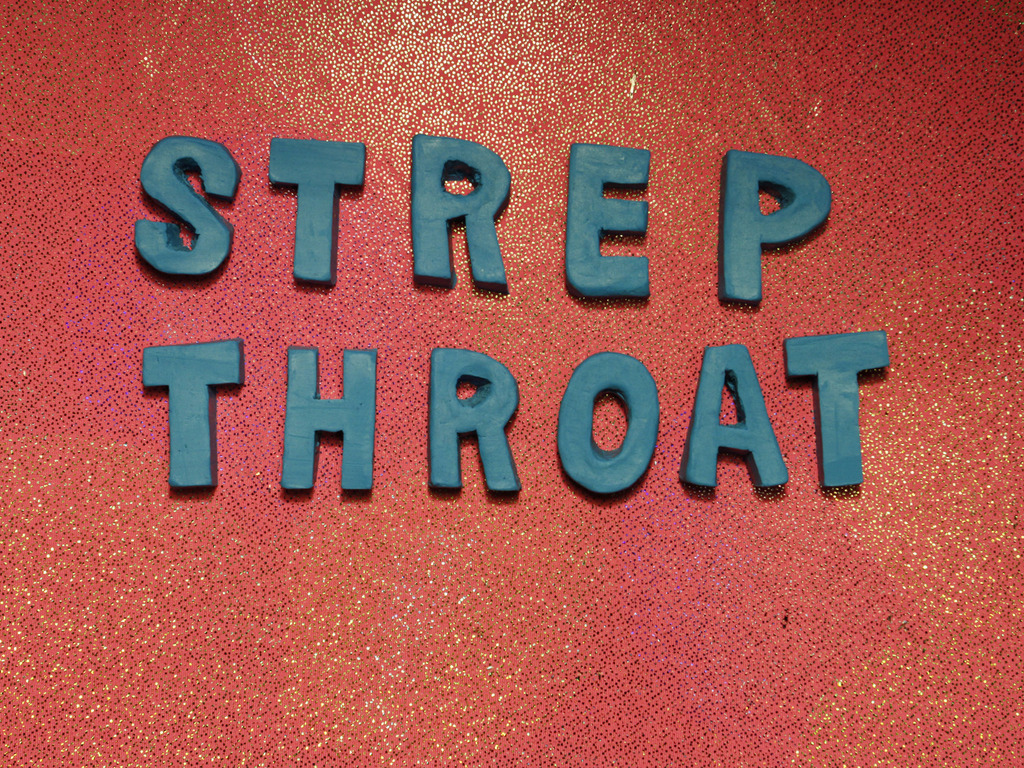STREP THROAT II's video poster