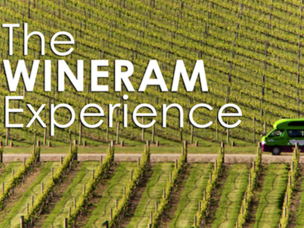 The WINERAM Experience's video poster