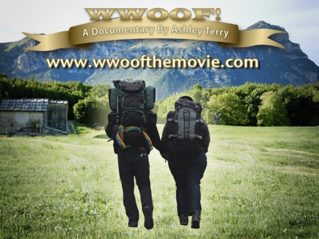 WWOOF! The Movie's video poster