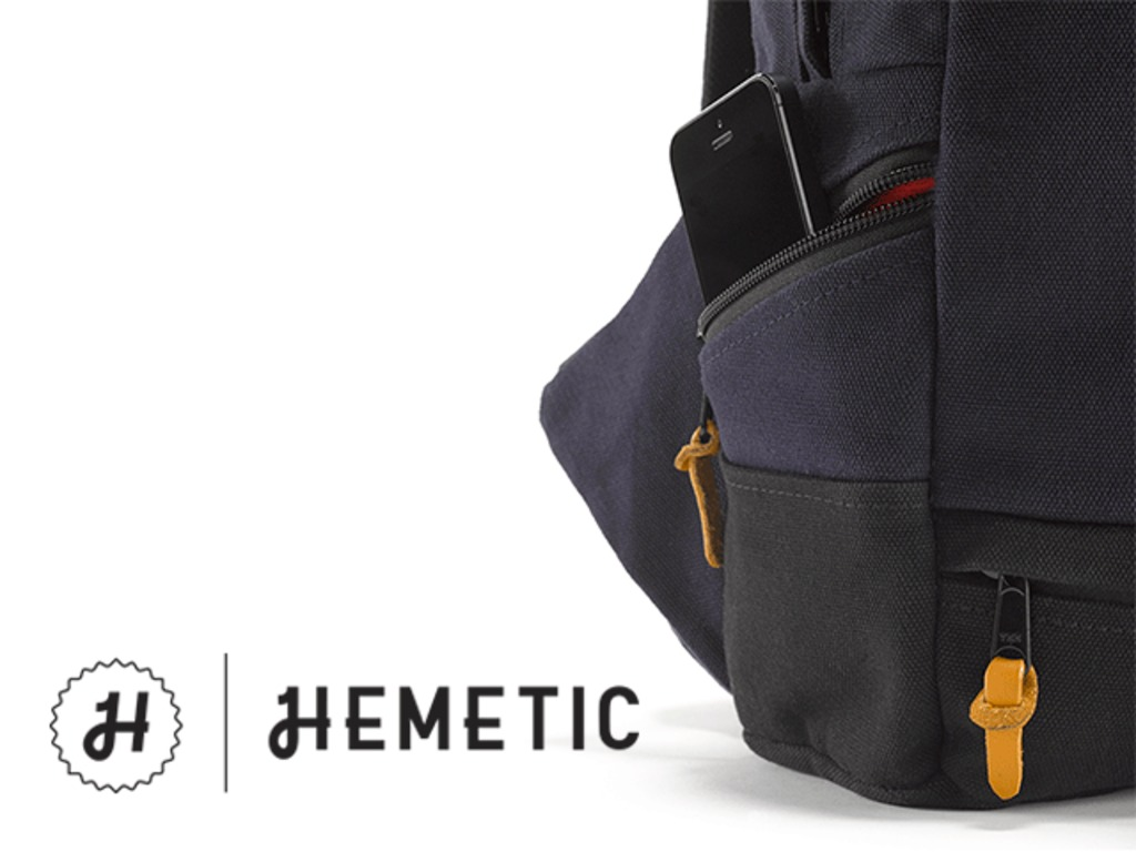 The Twenty Four - A Battery Powered Backpack Made in USA's video poster