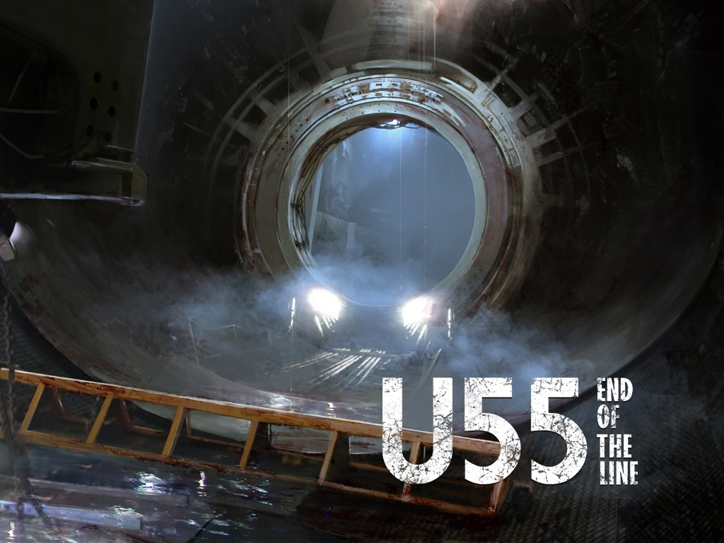 U55 - END OF THE LINE's video poster